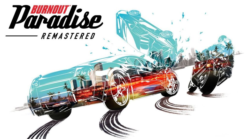 Burnout Paradise Remasters races to PlayStation 4 this March