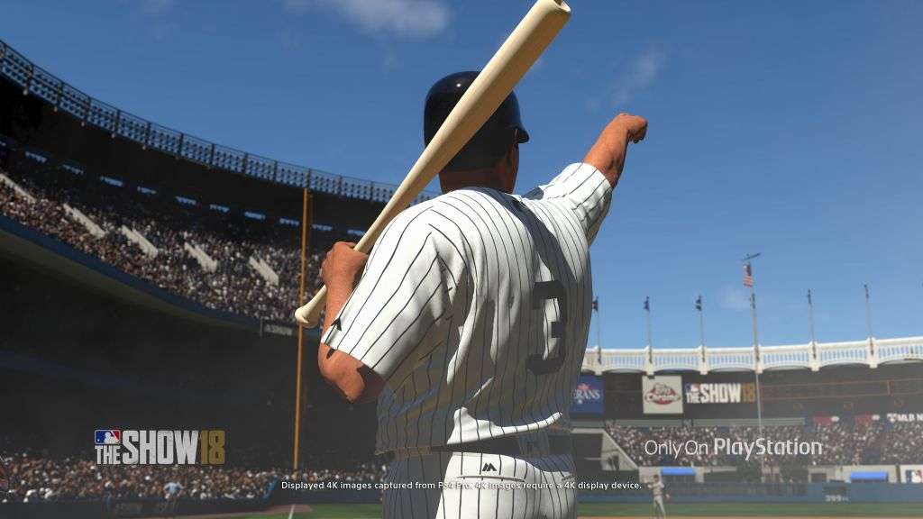 Babe Ruth makes video game return in 'MLB The Show 18'
