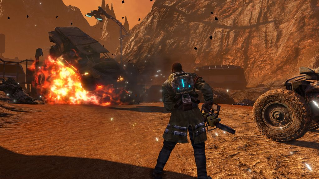 Red Faction Guerrilla Re-Mars-tered Announced, Launching Sometime This Year