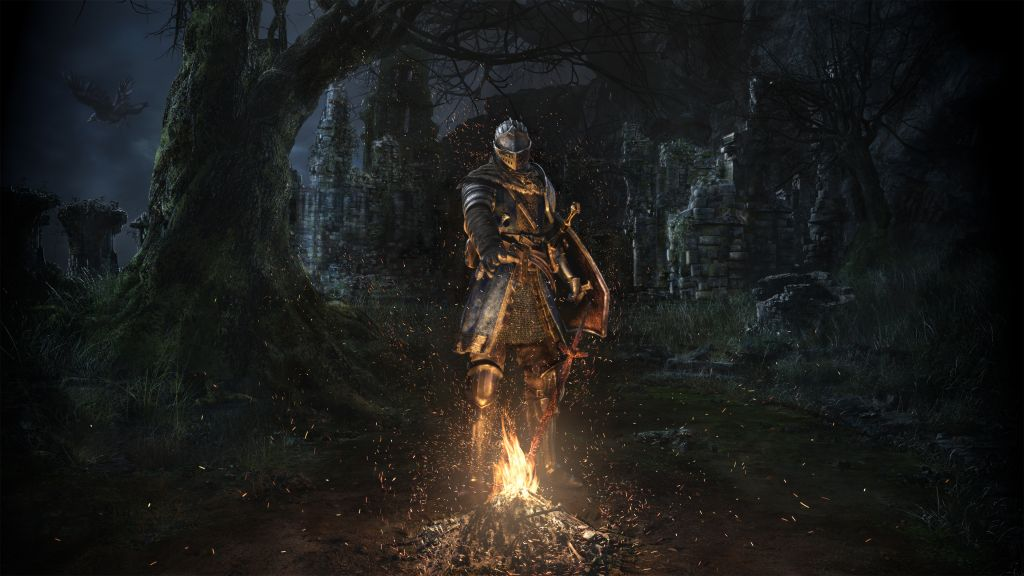 "Dark Souls: Remastered for Switch slips to ""later this summer"""