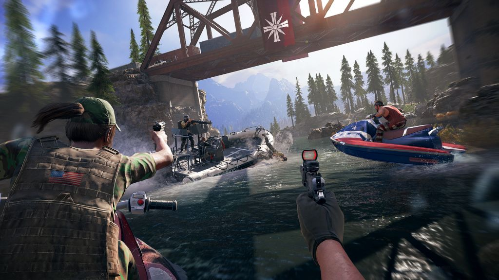 Far Cry 5 Review For Ps4 Xbox One Pc Gaming Age
