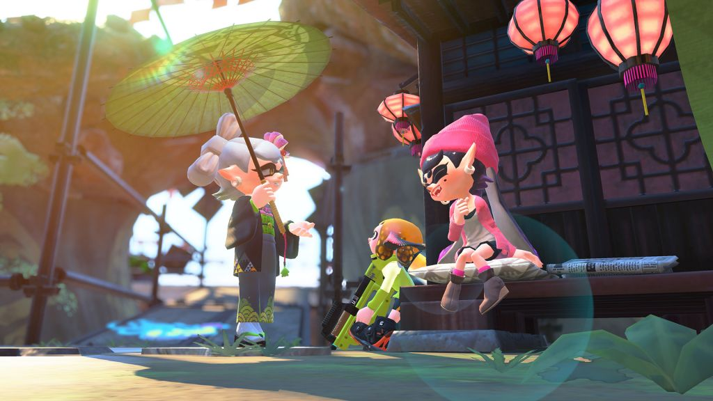 Splatoon 2 Releases 3.0 Update Tonight