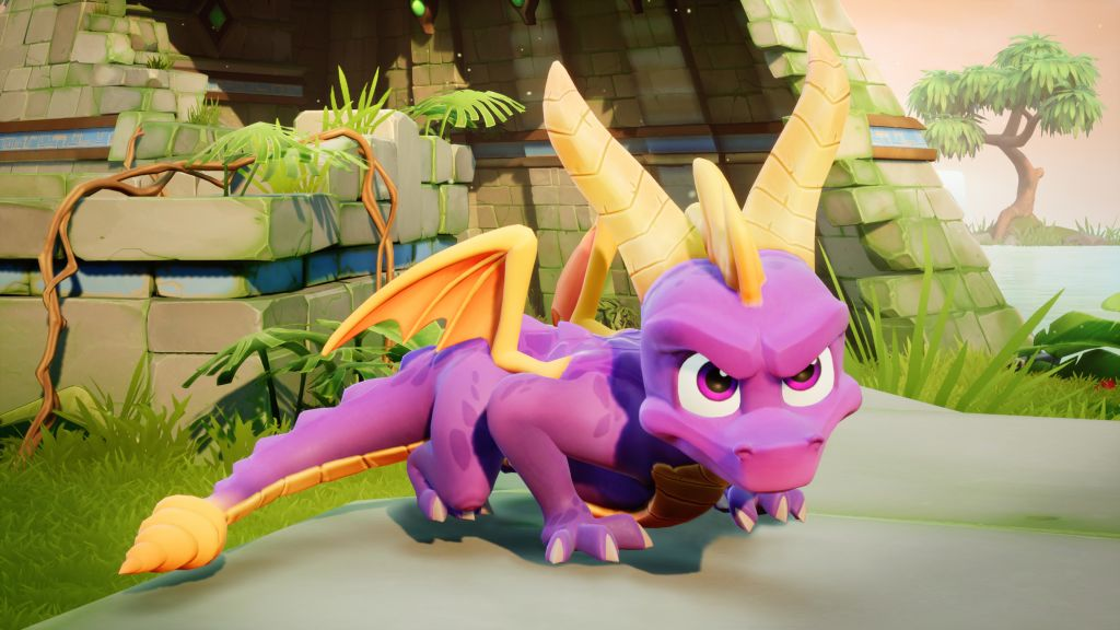 Spyro Reignited Trilogy Review For Nintendo Switch Gaming Age