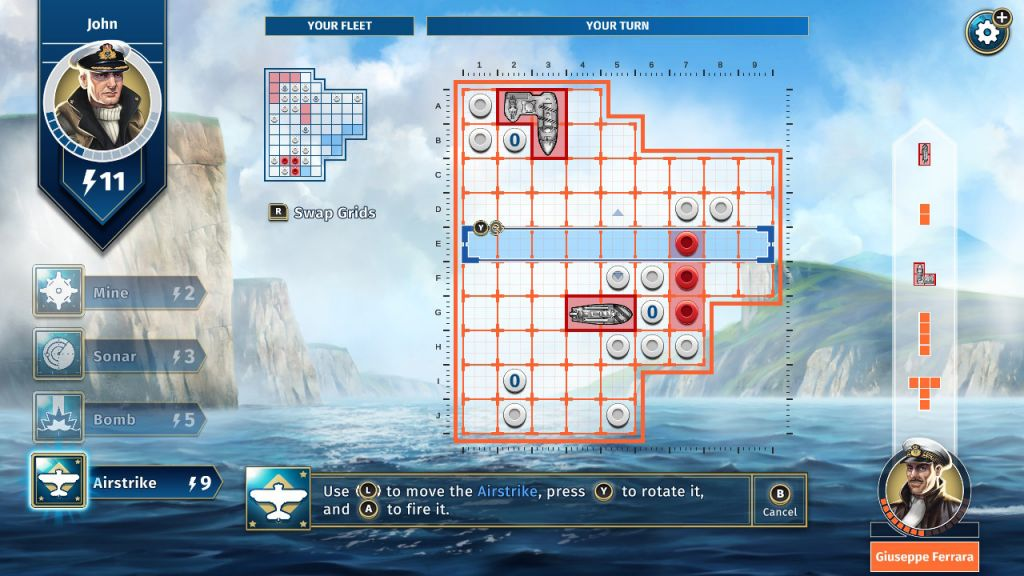 Battleship Review For Nintendo Switch Gaming Age