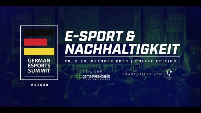 German Esports Summit 2020 head babt