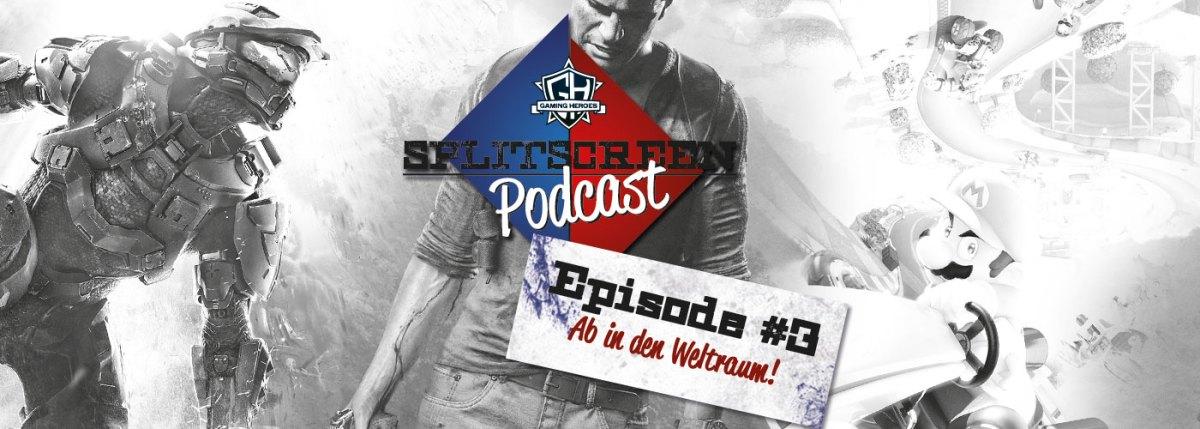 Splitscreen Podcast Episode 3