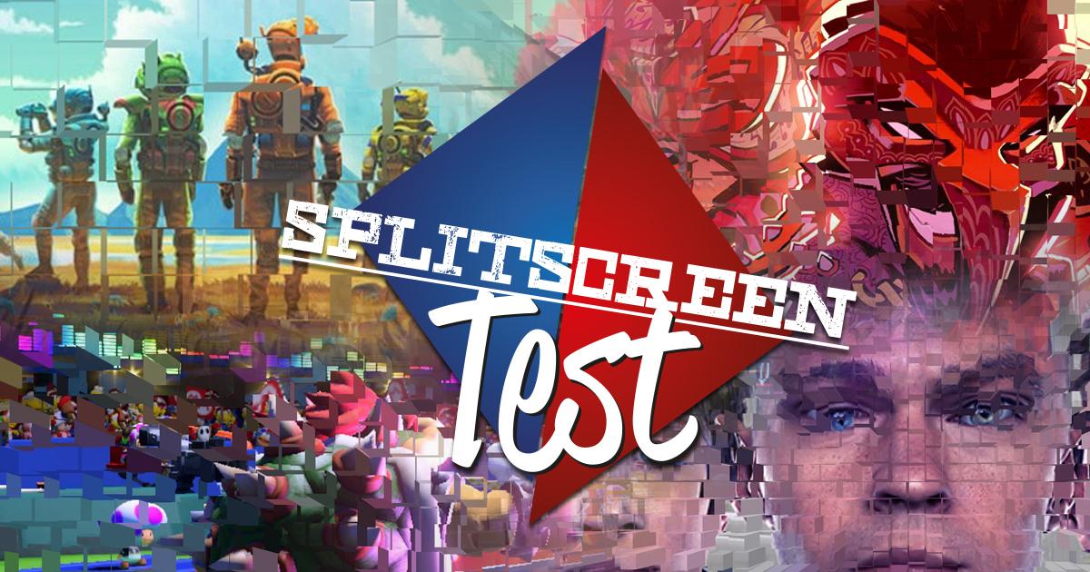 Splitscreen-Test - Rückblick Juli 2018