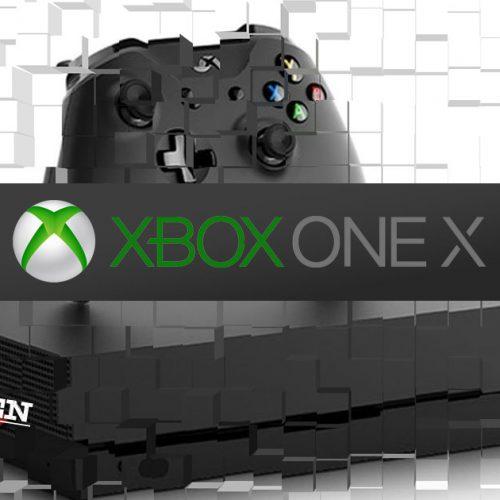 Xbox One X – Splitscreen-Test #10