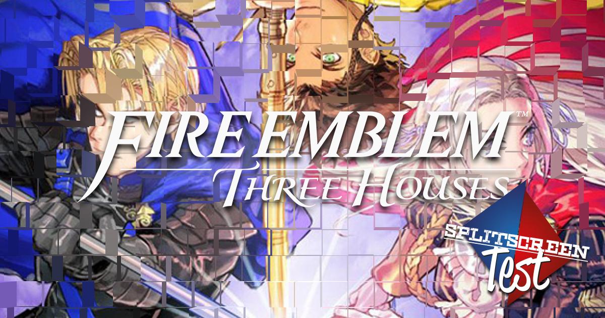Fire Emblem: Three Houses - Splitscreen-Test #18
