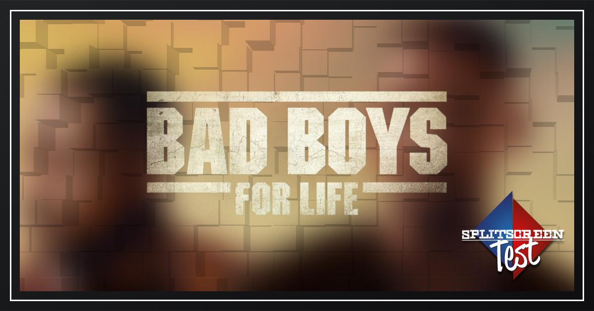 Bad Boys for Life - Splitscreen Film Review