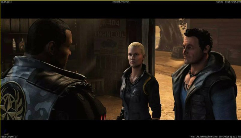 News More Mortal Kombat X Charaters Leaked Johnny Cage