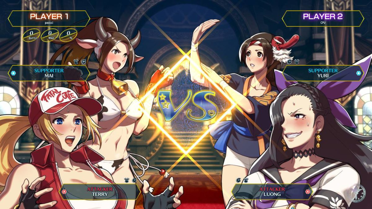 Review Snk Heroines Tag Team Frenzy Gamingboulevard