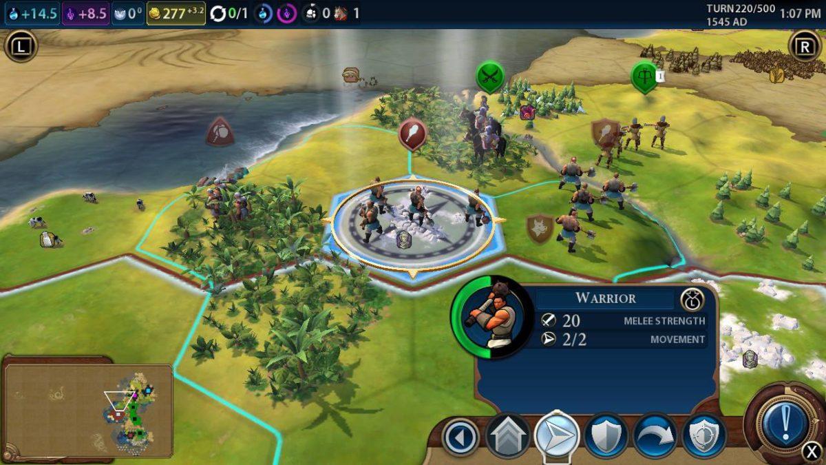 Review: Civilization VI (Nintendo Switch)   GamingBoulevard
