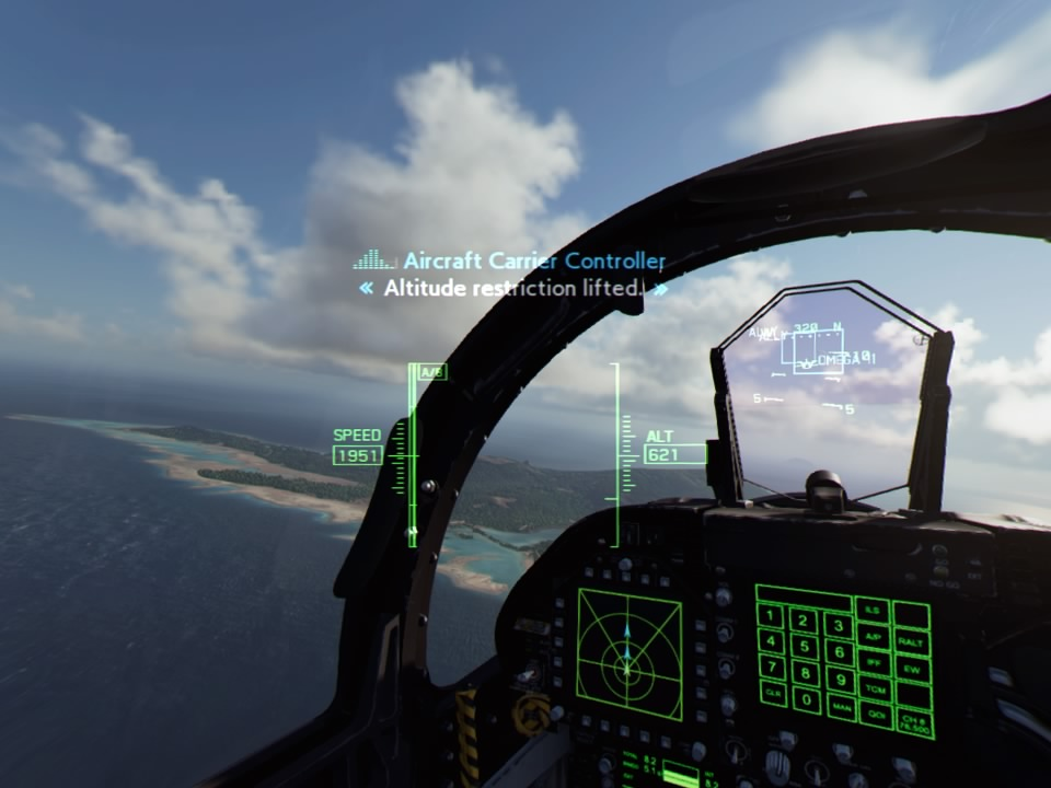 Review: Ace Combat 7: Skies Unknown | GamingBoulevard