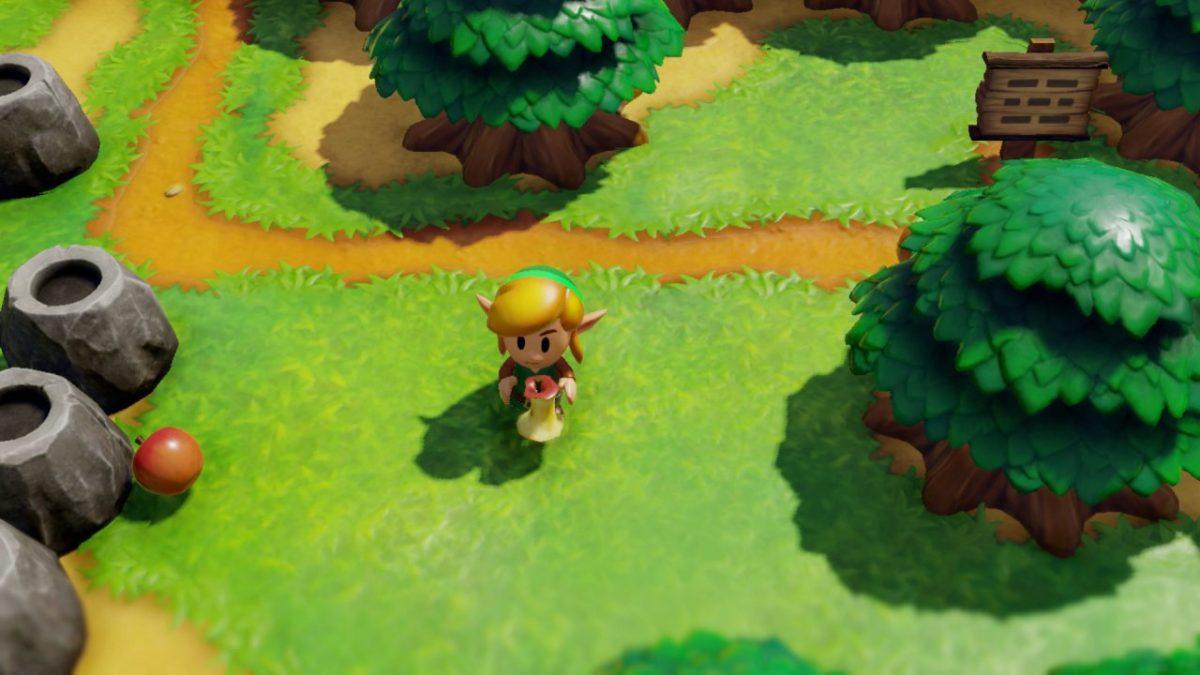 Review The Legend Of Zelda Link S Awakening Gamingboulevard