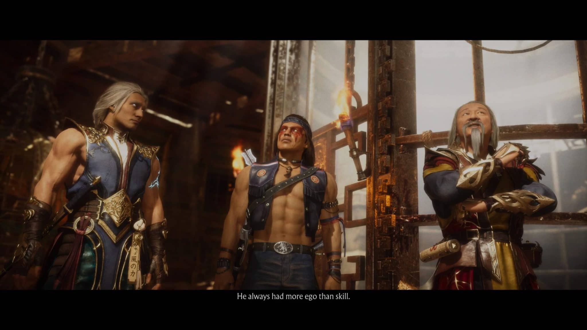 Review Mortal Kombat 11 Aftermath Gamingboulevard