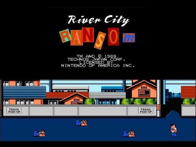 RiverCityRansom
