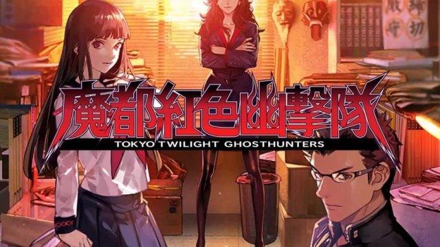 TokyoTwilightGhostHunters