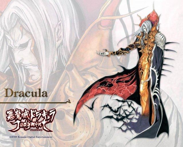 DraculaCastlevaniaJudgement