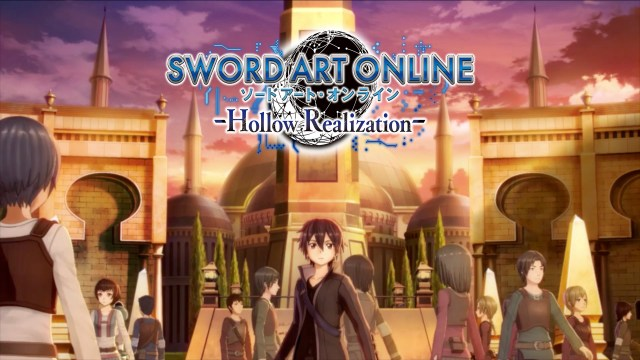 SwordArtOnlineHollowRealization