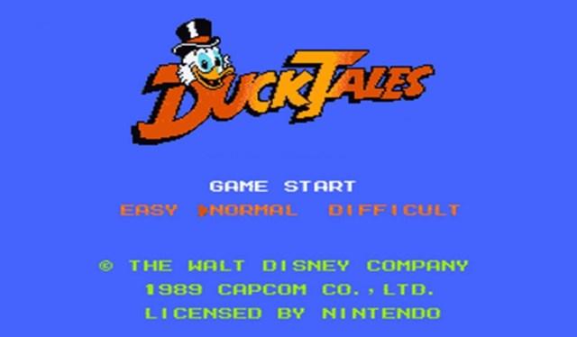 DuckTalesNES