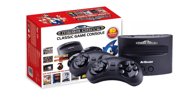 MegaDriveClassicGameEdition