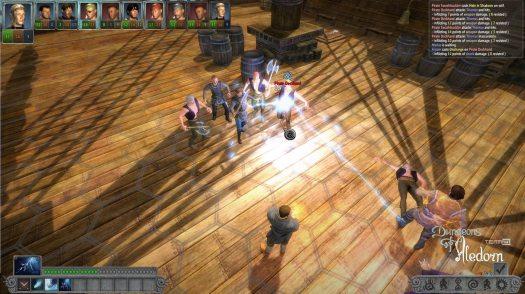 Hardcore RPG Dungeons of Aledorn Launches on Kickstarter