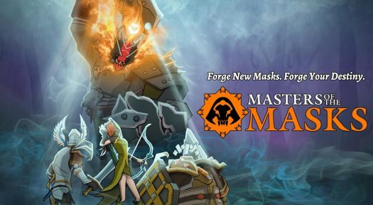 Square Enix Announces New Mobile RPG Masters of the Masks