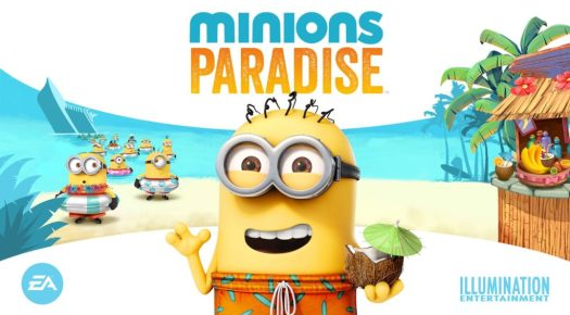 EA, Illumination Ent. & Universal P&L to Collaborate on Mobile Game Minions Paradise