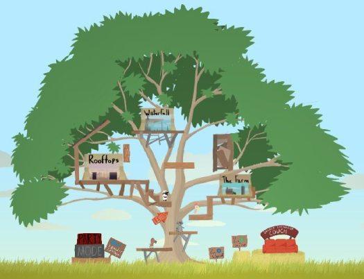 Ultimate Chicken Horse Party Platformer on Kickstarter
