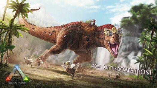 ARK: Survival Evolved Launch Date Confirmed with Bonus TSL Bling