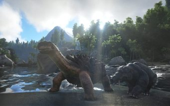 ARK Survival Evolved Gaming Cypher