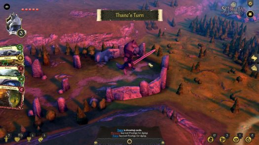 Fantasy Digital Board Game ARMELLO Now Available for PS4 and PC