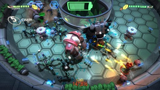 Assault Android Cactus Now Available on Steam