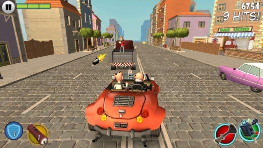 Mortadelo & Filemon Are Huge Hit on Frenzy Drive