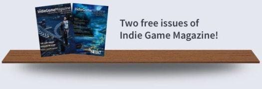 Humble Weekly Bundle Indie Game Magazine Now Live