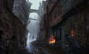 Assassin's Creed - The Slums
