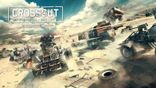Crossout New Screenshots by Gaijin Entertainment