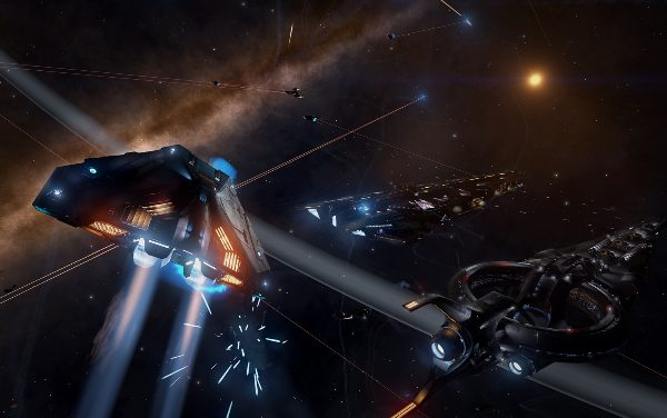 Elite Dangerous is Getting SteamVR Support this Holiday