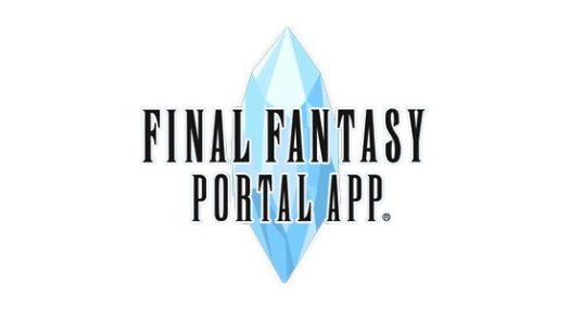 FINAL FANTASY Portal App Gaming Cypher