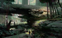 Guild Wars 2 - Fallen Logs