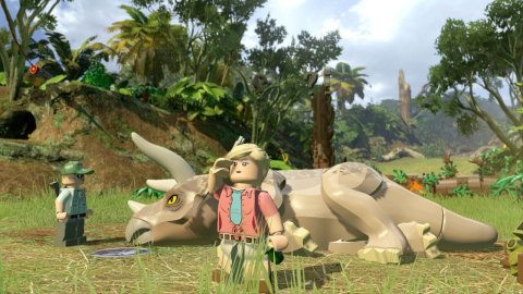 LEGO Jurassic World Video Game Launch Trailer