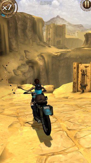 Lara Croft: Relic Run Mobile Launch Trailer