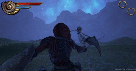 Square Enix Collective Memories of Aeldaria Alpha Level Preview