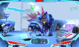 Metroid Prime Federation Force Gaming Cypher 7