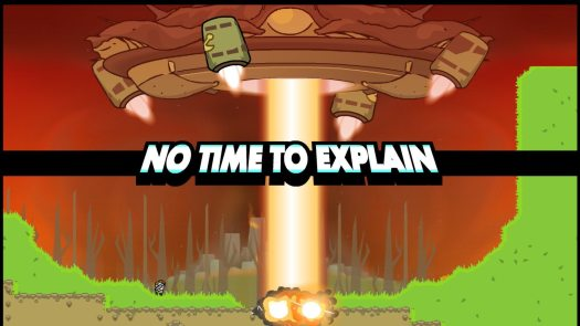No Time To Explain Launch Trailer by tinyBuild Games