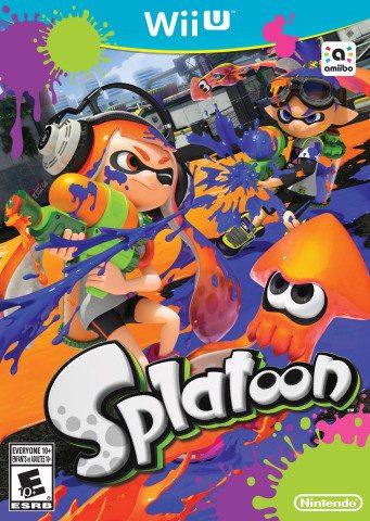 Nintendo's Splatoon Game for Wii U Crosses 1 Million in Sales