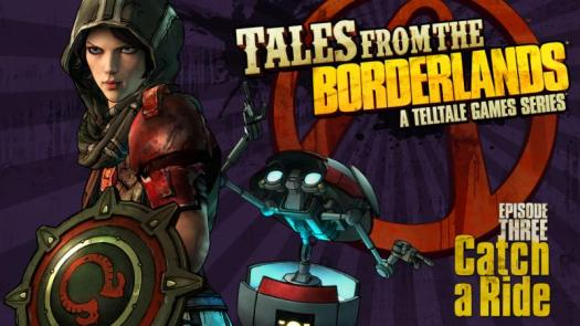 New Screenshots for Tales from the Borderlands Episode 3 Catch a Ride