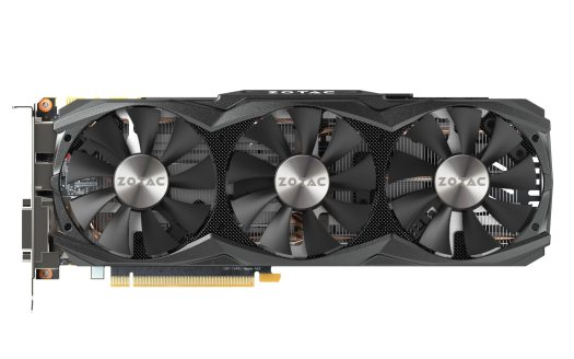 ZOTAC Promised to Engineer More Power into Your Game