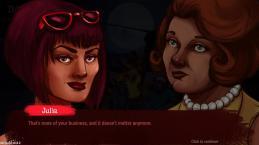 Dead in Bermuda Gaming Cypher 7